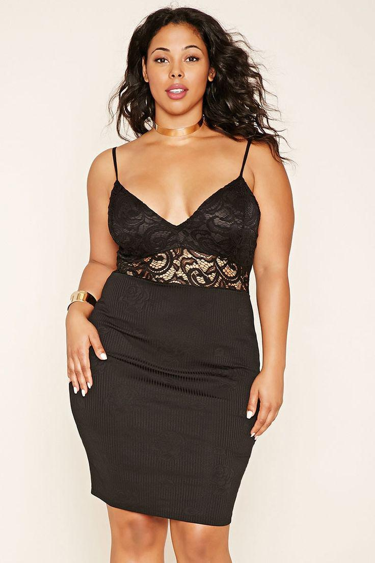 black party dress plus size 2