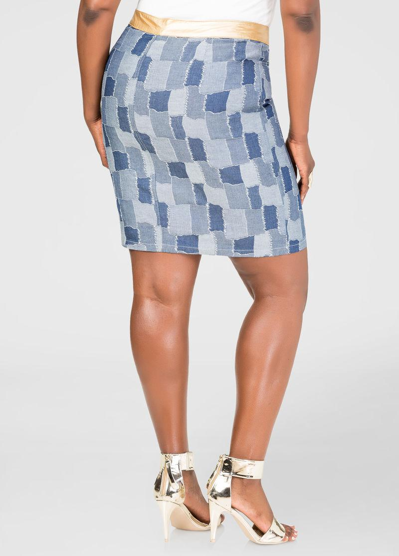 0da27b1040a4 Best Skirts For Plus Size