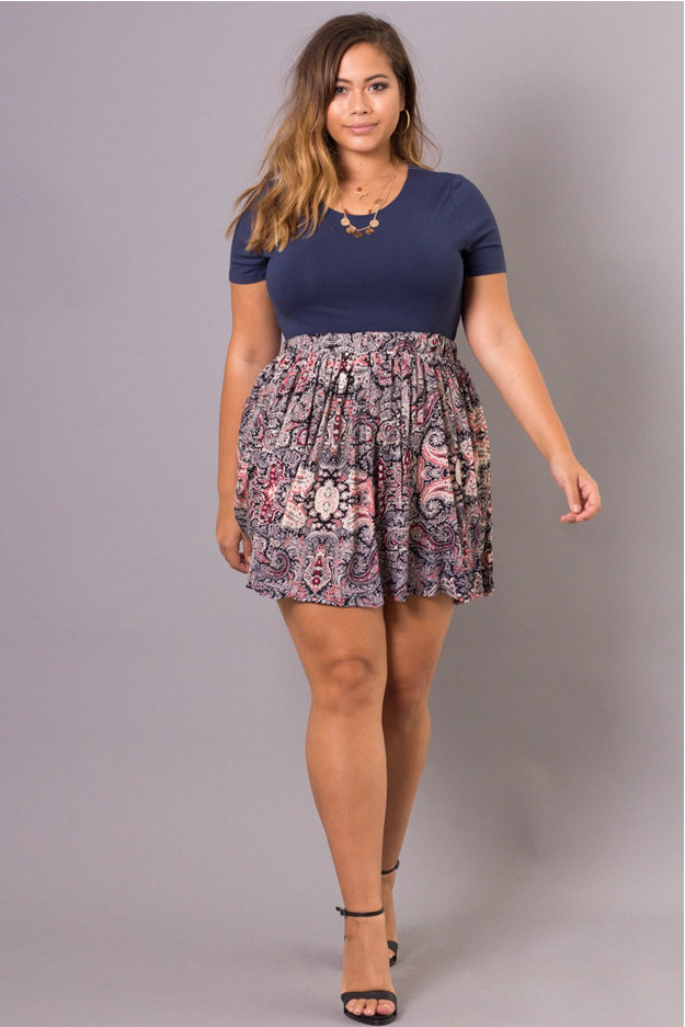 30 best ideas about plus size mini skirts
