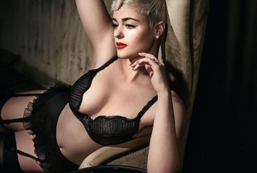 Stefania Ferrario Plus Size Model