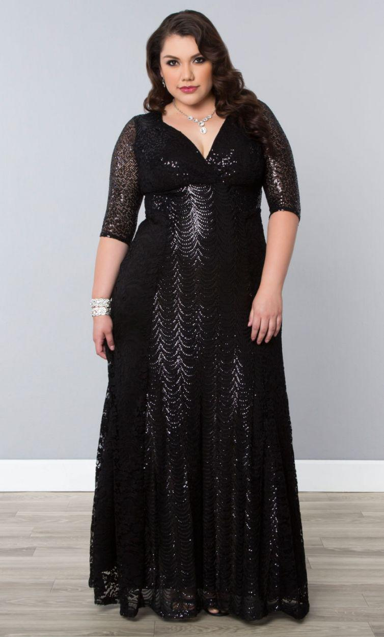 gothic wedding dress plus size