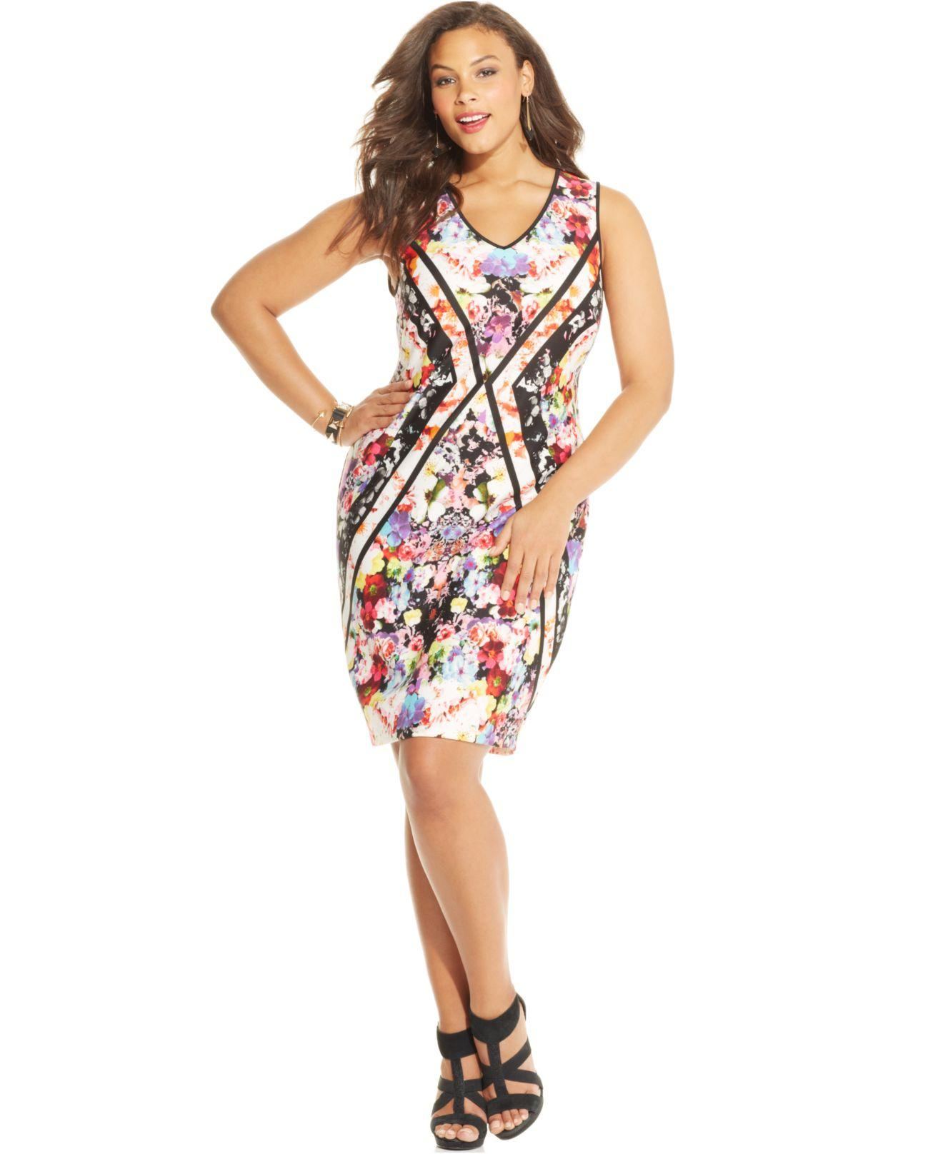 Plus-Size Junior Dresses: All \