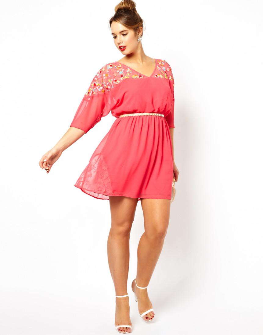 junior plus size summer dresses