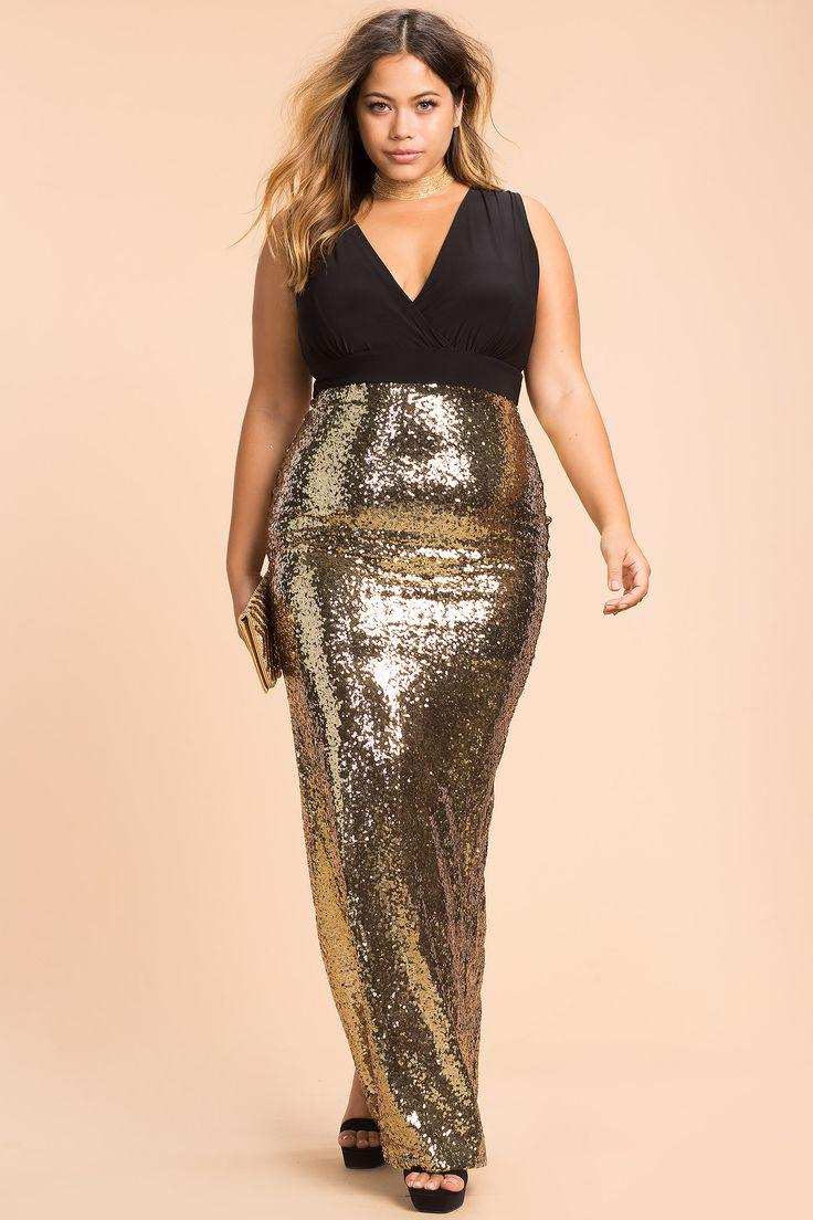 mermaid prom dress plus size