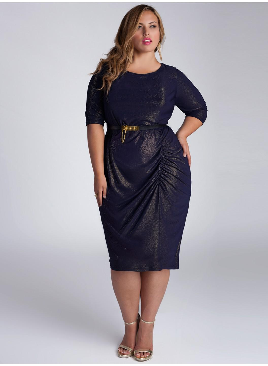plus size formal party dresses