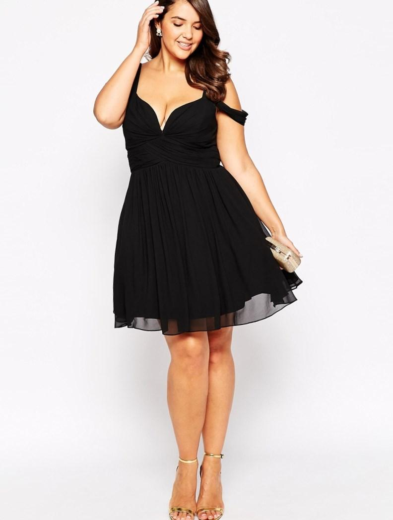 plus size junior party dresses