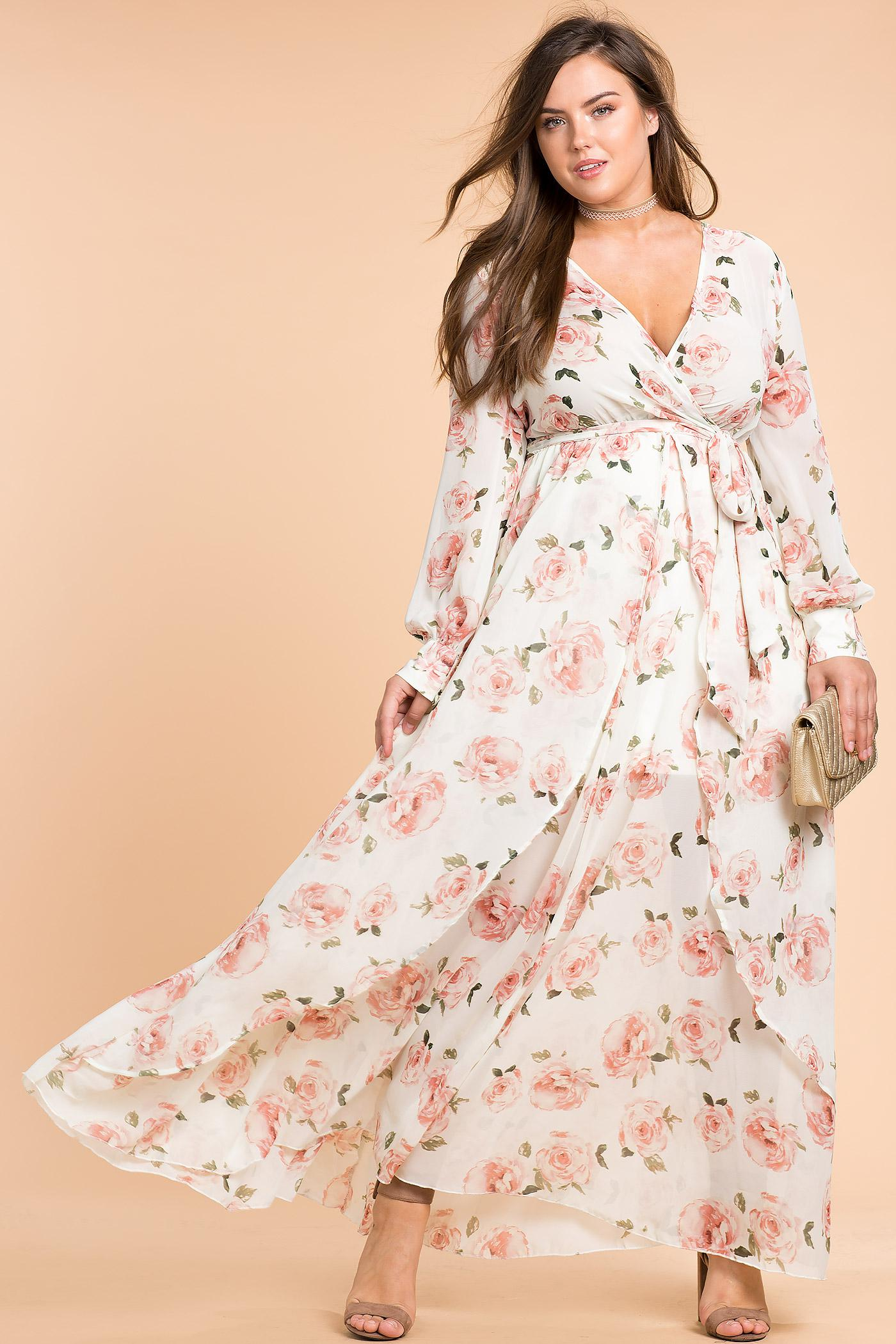 plus size maxi dresses for Junior girls