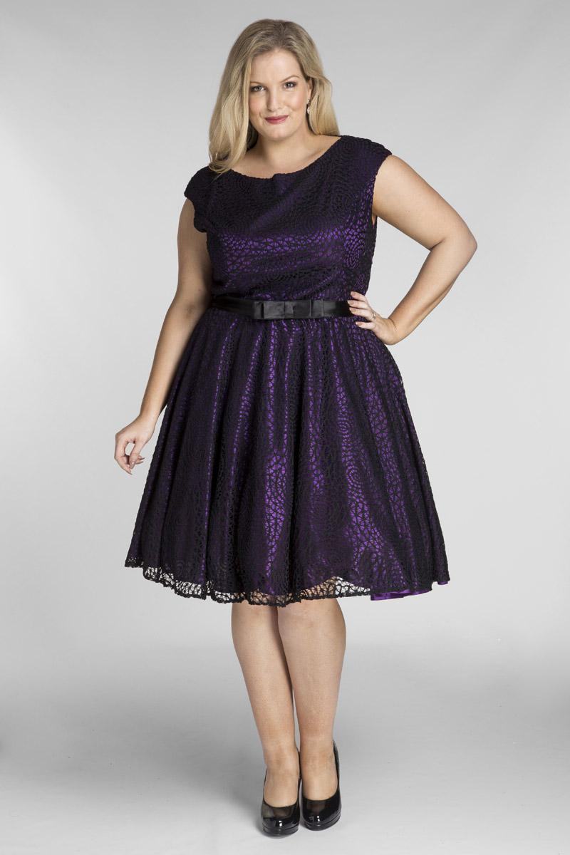 plus size party cocktail dresses