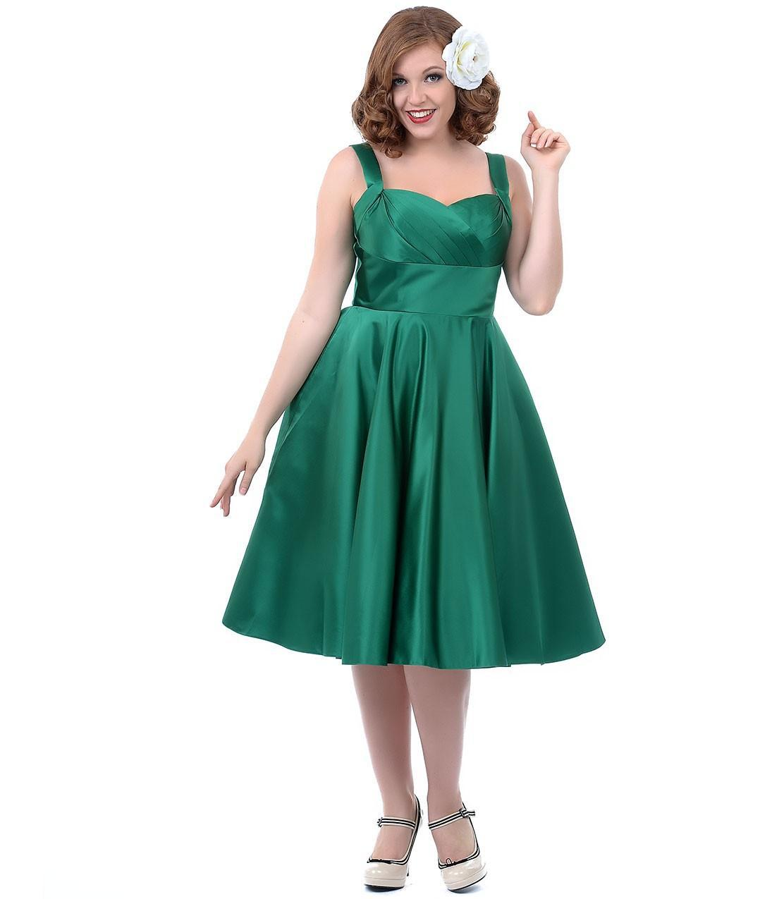 plus size tea party dresses