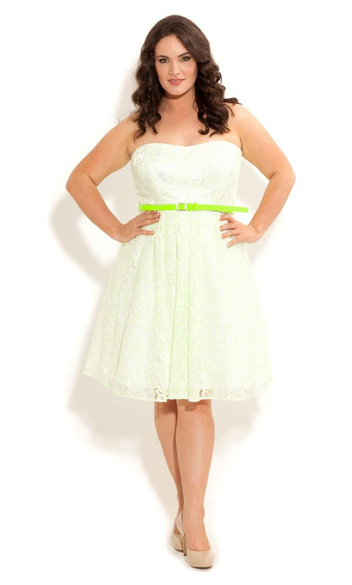 plus size white party dresses