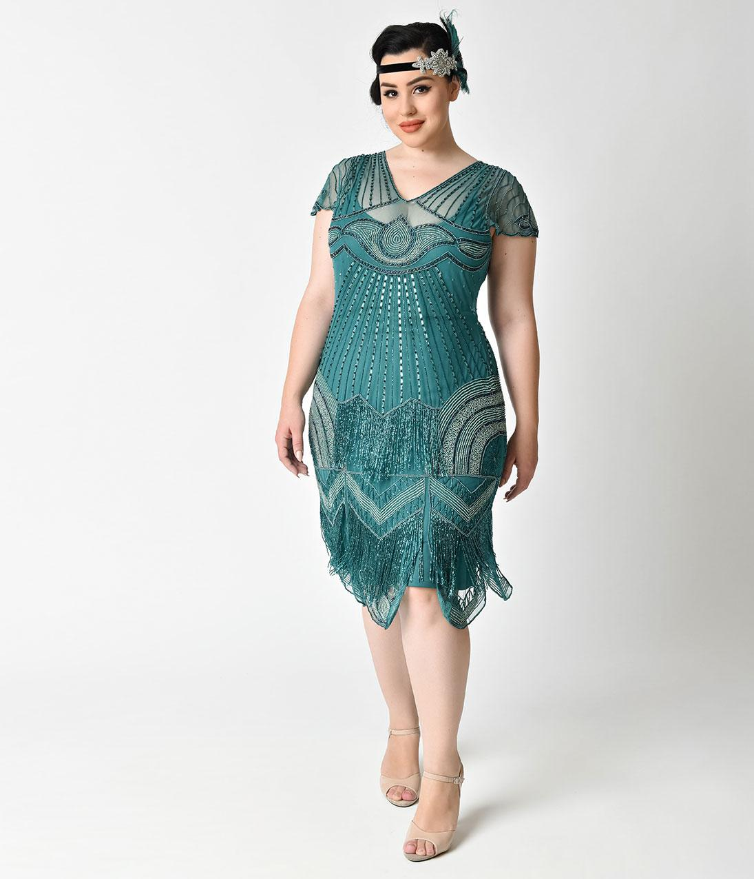 1920s Dress Plus Size: Something that will make your heart beat faster