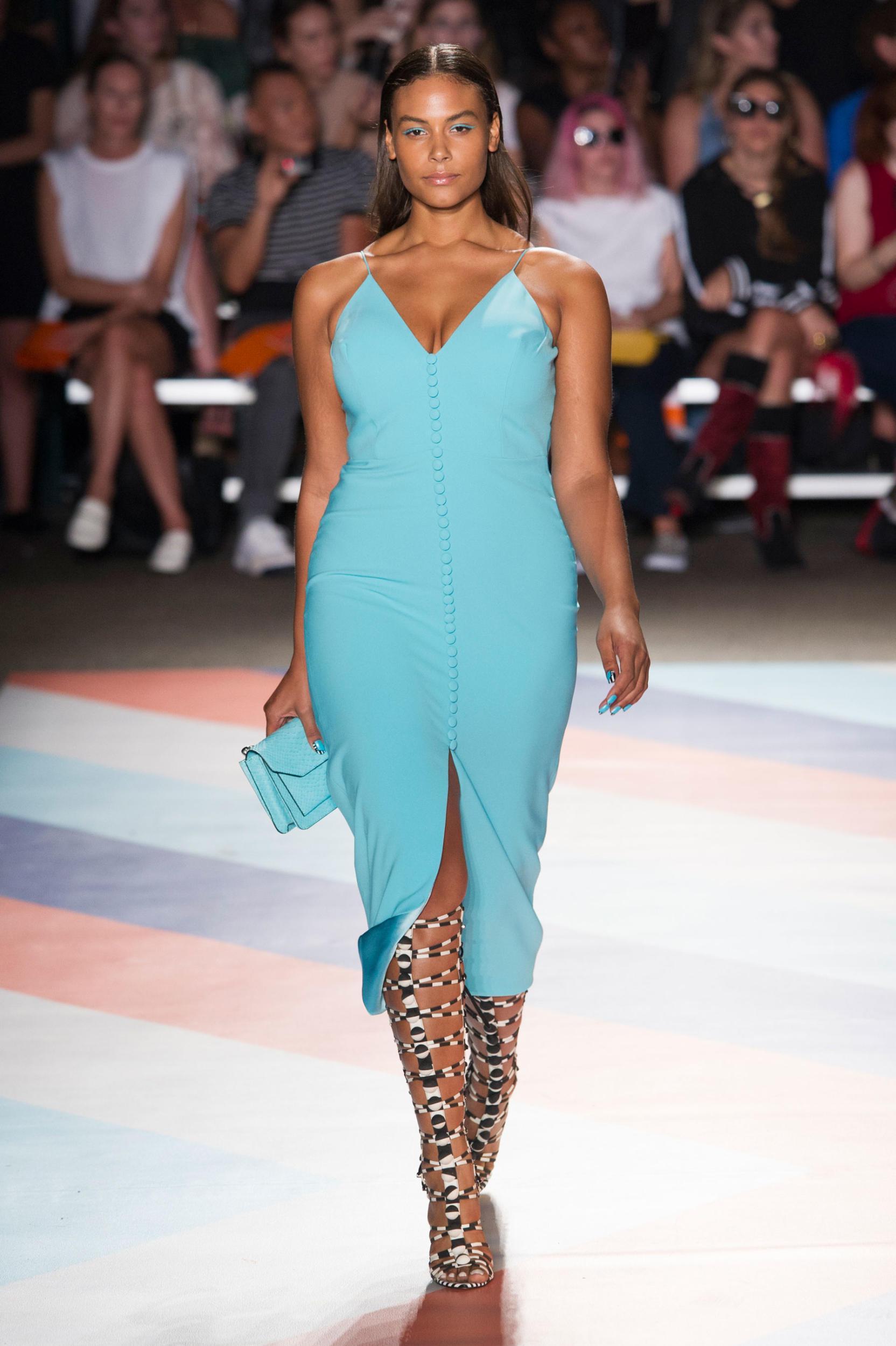 Marquita Pring Plus Size Sexy Model
