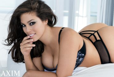 Ashley Graham plus size model