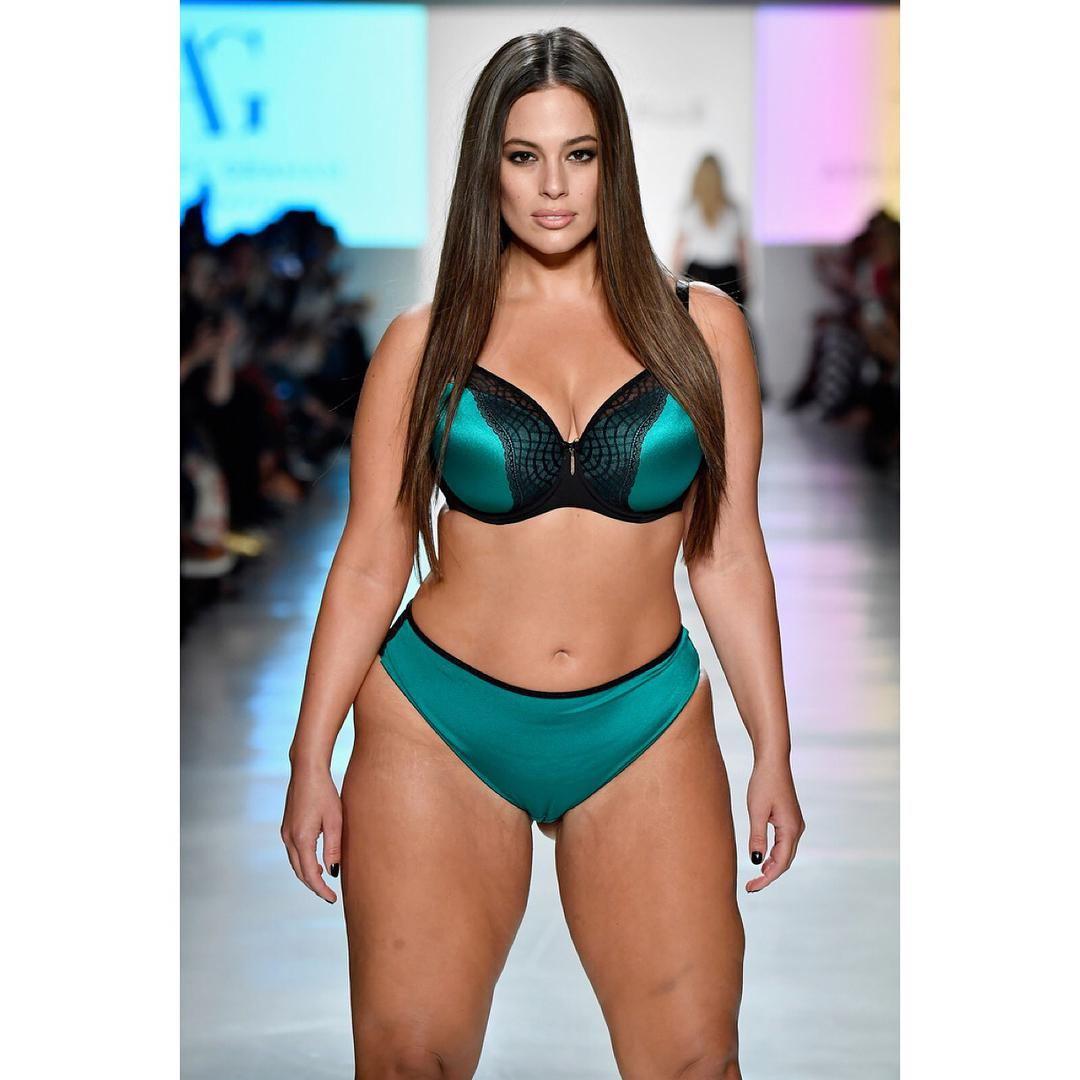 Plus Size Bikini Models - Ashley Graham