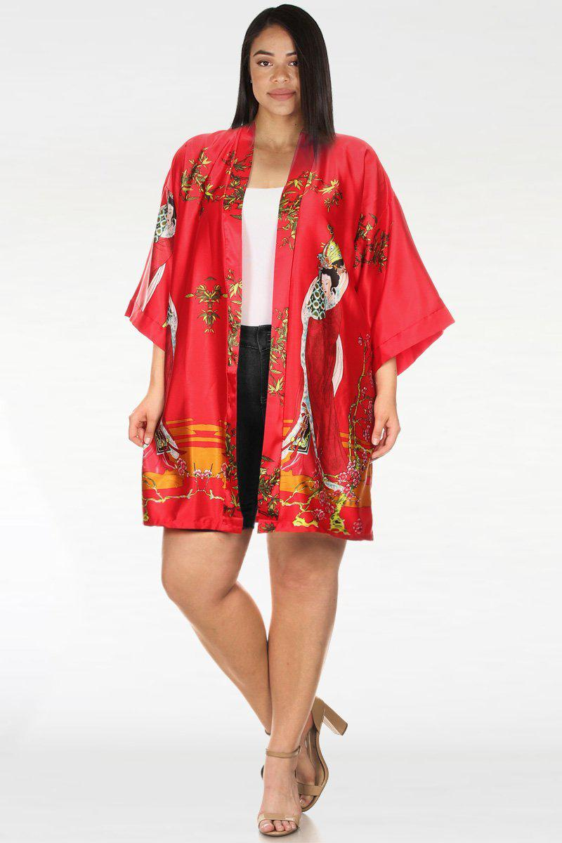 Plus Size Summer Cardigans